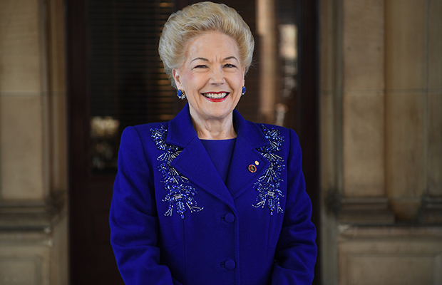 Article image for Susan Alberti named Victorian of the Year