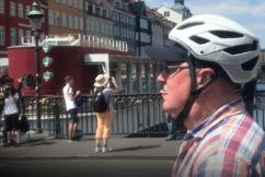 Video: Ross and John's bike tour of Copenhagen