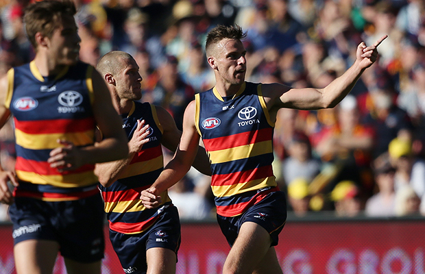 Article image for Brodie Smith to make return to footy, with another Crow announcing retirement