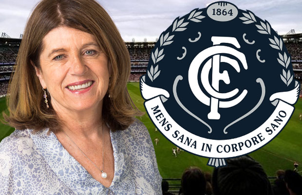 Article image for Caroline Wilson fires back at Carlton