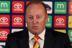 Mick's Grill: Adelaide Chairman put 'petrol' on their pre-season fire
