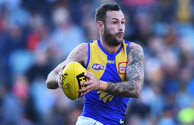 Article image for West Coast midfielder sprays the AFL in extraordinary attack