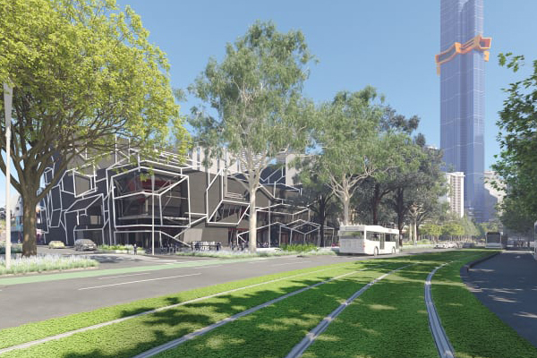 Article image for Southbank Boulevard to close for $35 million 'green' renovation
