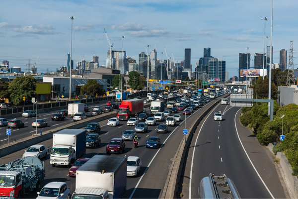 Article image for RACV: Congestion tax will 'definitely' exist in future