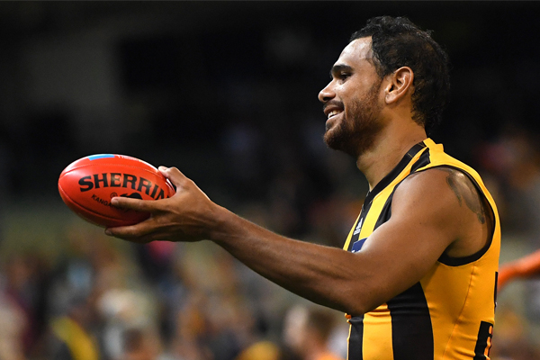 Article image for 'It was emotional': Cyril Rioli announces shock retirement