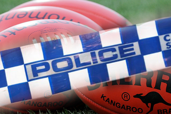 Article image for Suburban footballer dies after collapsing on the field