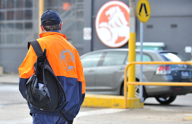 Article image for Hundreds of Holden workers set to lose their jobs