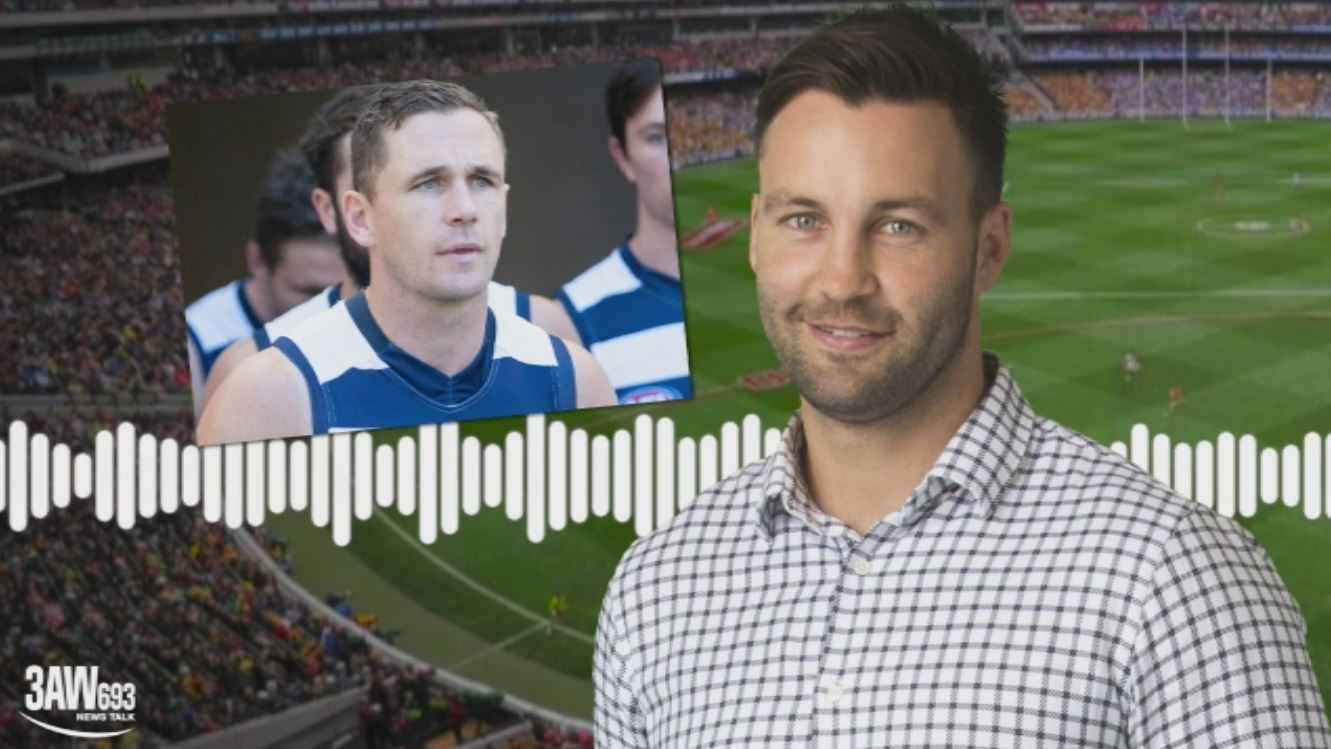 Article image for Jimmy Bartel's classic Joel Selwood story!