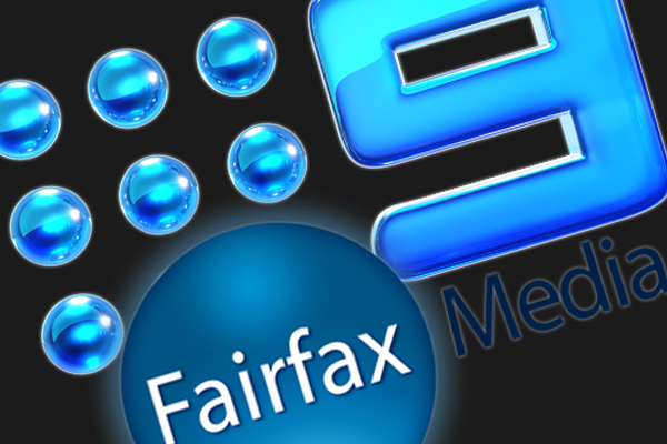 Article image for Media bombshell: Nine to merge with Fairfax Media