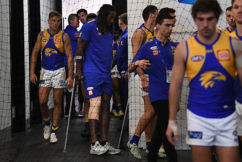 West Coast confirms Nic Naitanui will have a knee reconstruction