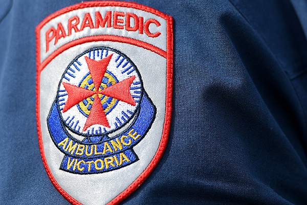 Article image for Pedestrian hit, killed by ambulance at Frankston