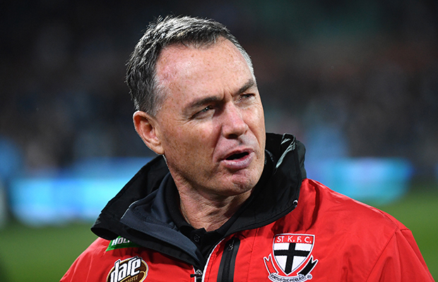 Article image for St Kilda coach open to rule changes, on one condition