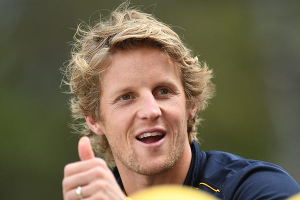 Article image for Rory Sloane signs contract extension, Crows react to the news!