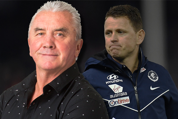 Article image for Tony Shaw blasts Carlton's 'arrogant' decision