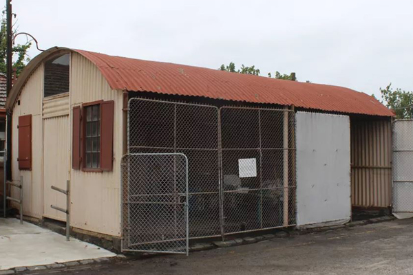 Article image for Old shed in North Fitzroy considered for World Heritage protection