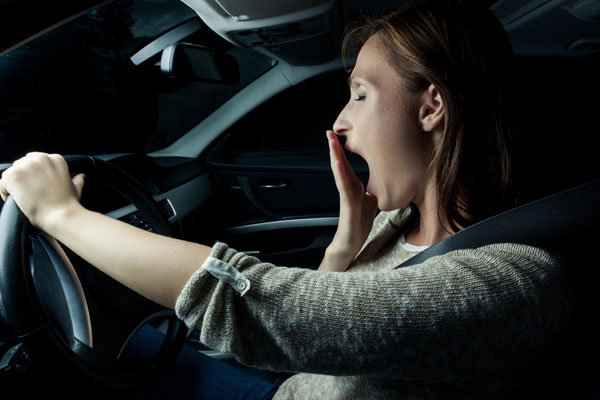 Article image for Drowsy driving: The science behind why you get sleepy in your car