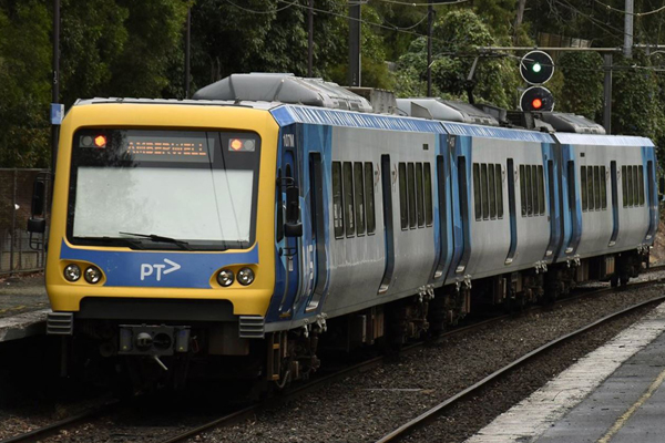 Article image for Major delays after Belgrave-Lilydale line partially suspended