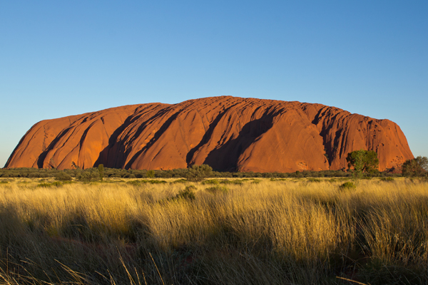 Article image for Man dies climbing Uluru