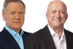 Andrew Bolt & Warren Moore, July 16