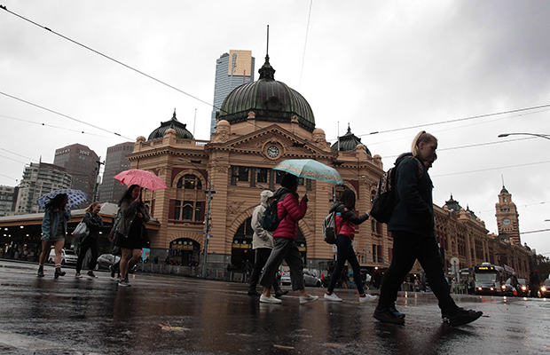 Article image for Parts of Victoria hit by damaging winds