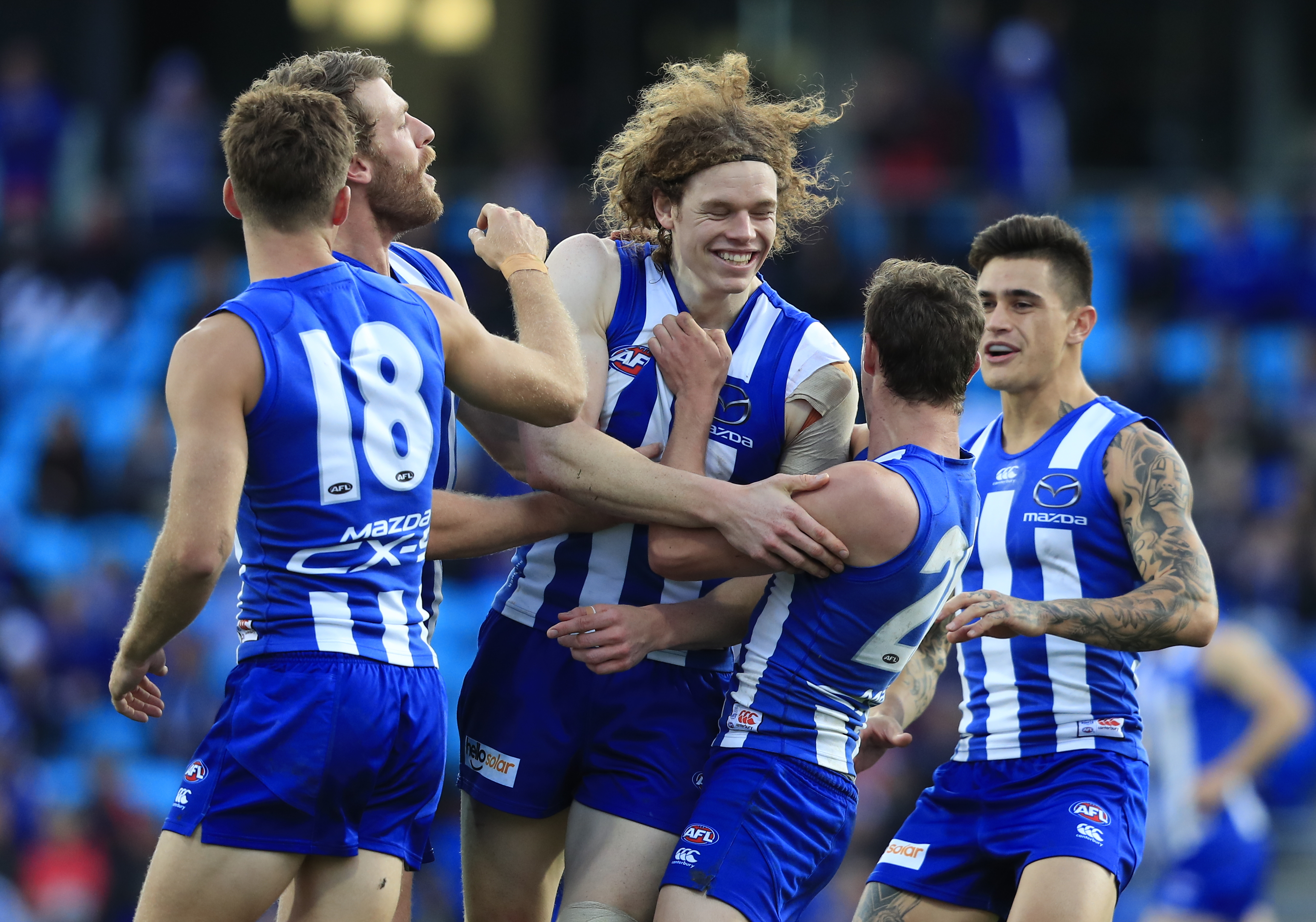 Article image for GAME DAY: Adelaide v North Melbourne at Adelaide Oval