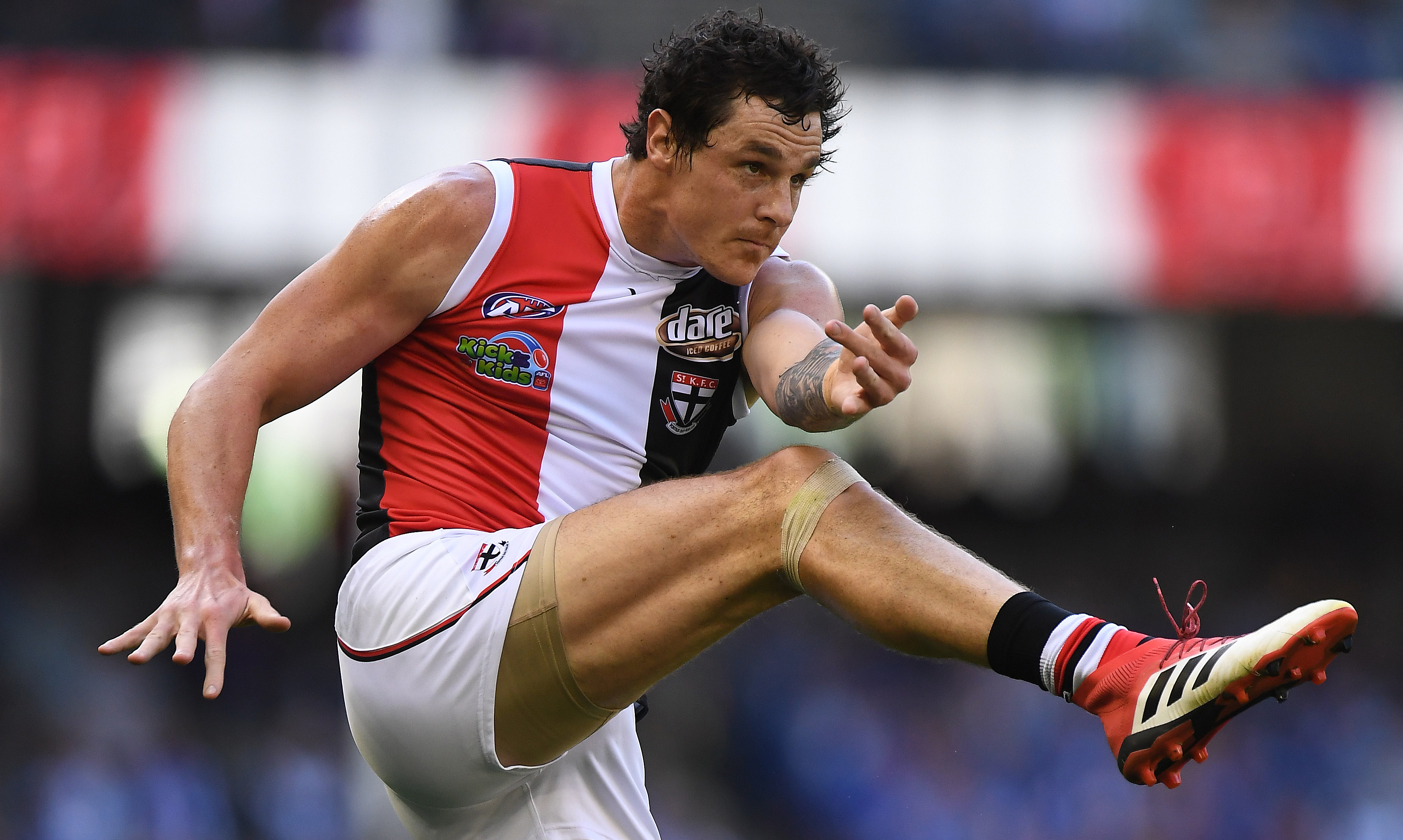 Article image for Tony Shaw blasts Jake Carlisle's behaviour after the siren