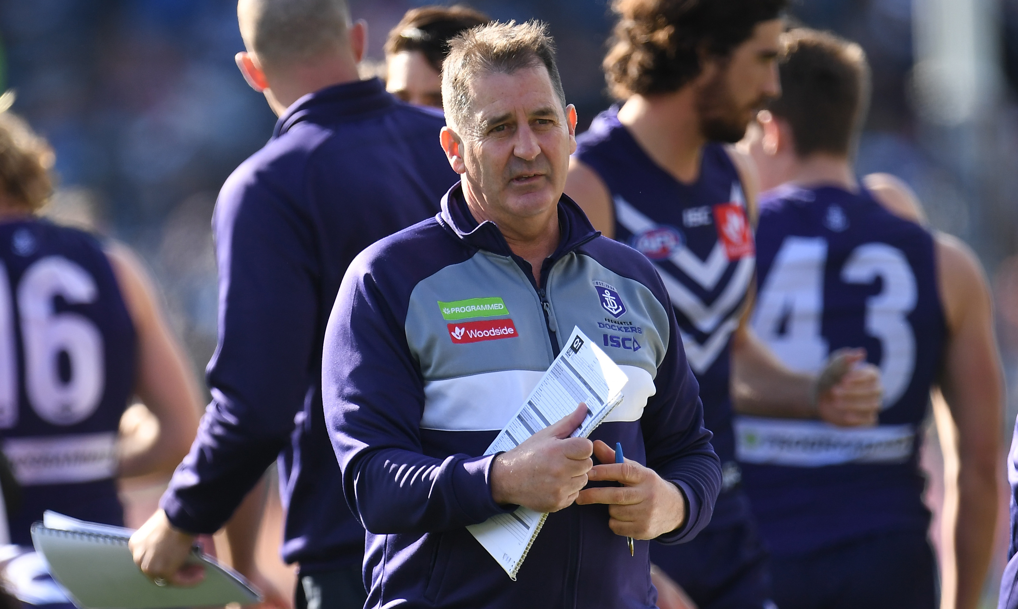Article image for Why 23 unanswered goals wasn't Fremantle's most damning stat