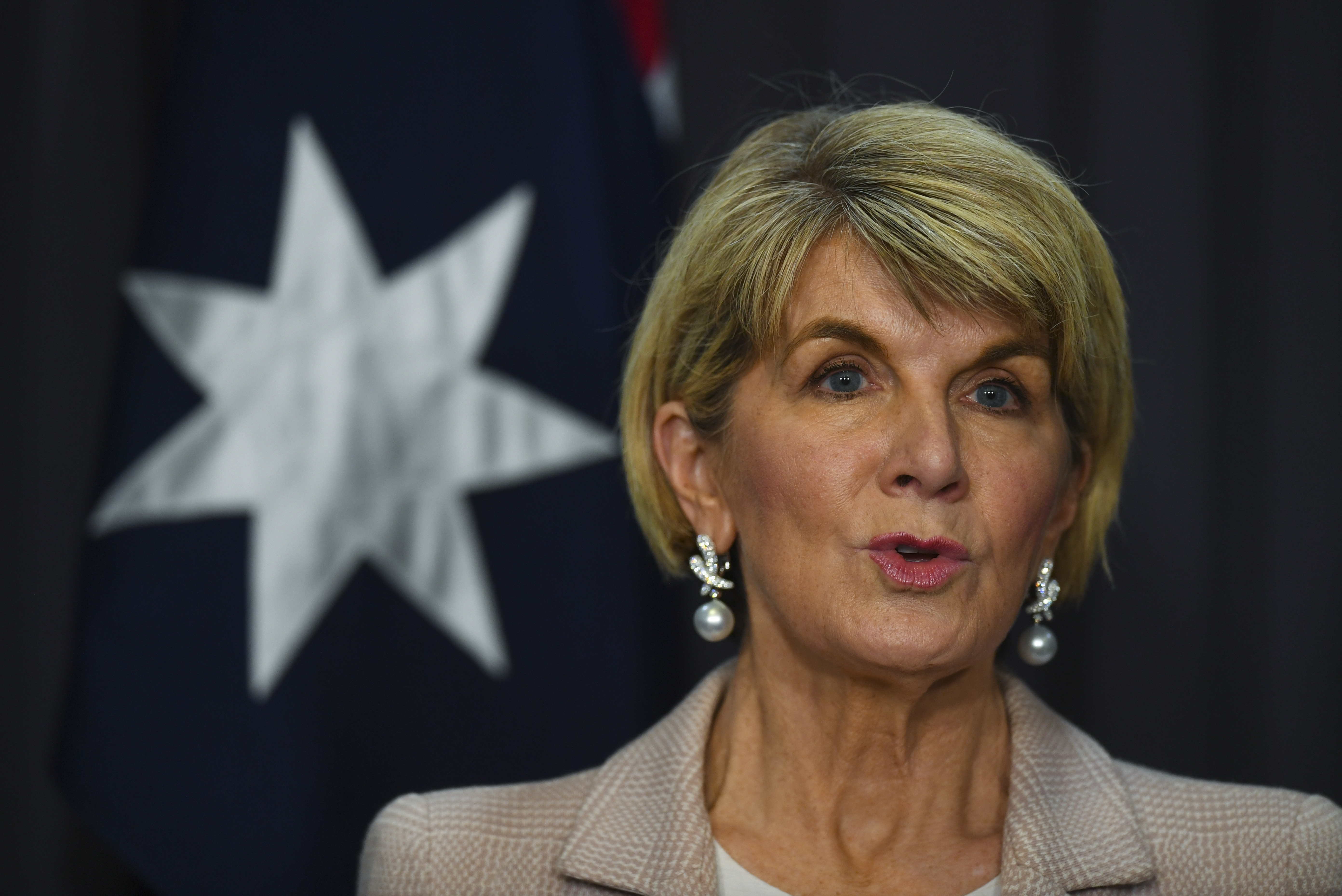 Article image for Julie Bishop has resigned from Cabinet