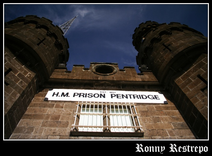 Article image for Rupert Mann. Pentridge – Voices from the other side