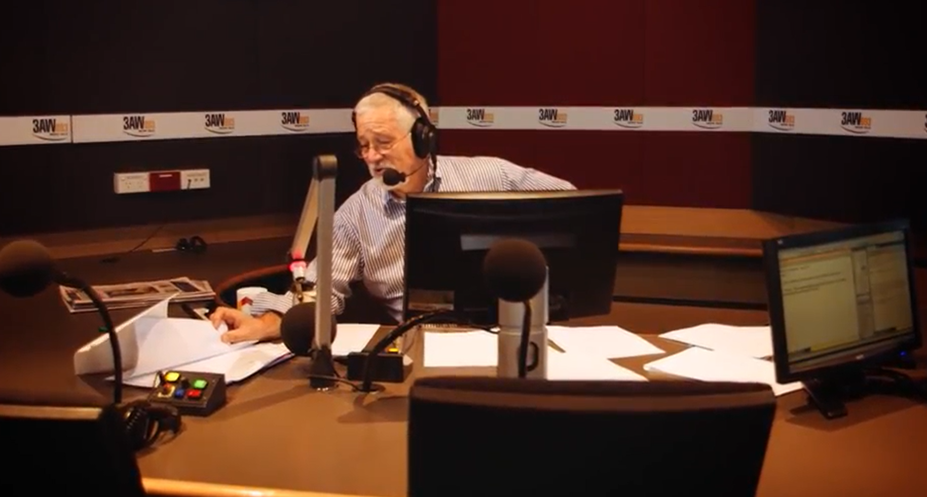 Article image for #LibSpill analysis: Neil Mitchell's advice for Malcolm Turnbull