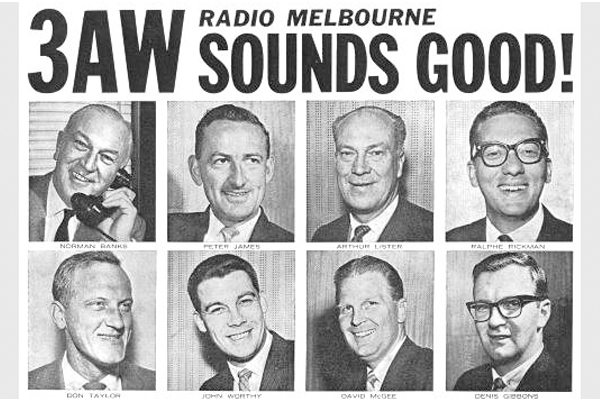 Article image for 'He had the most beautiful and mellifluous voice': Remembering 3AW newsreader John Worthy