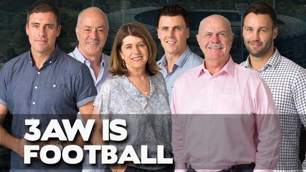 Article image for Meet The Team: 3AW Football in 2019