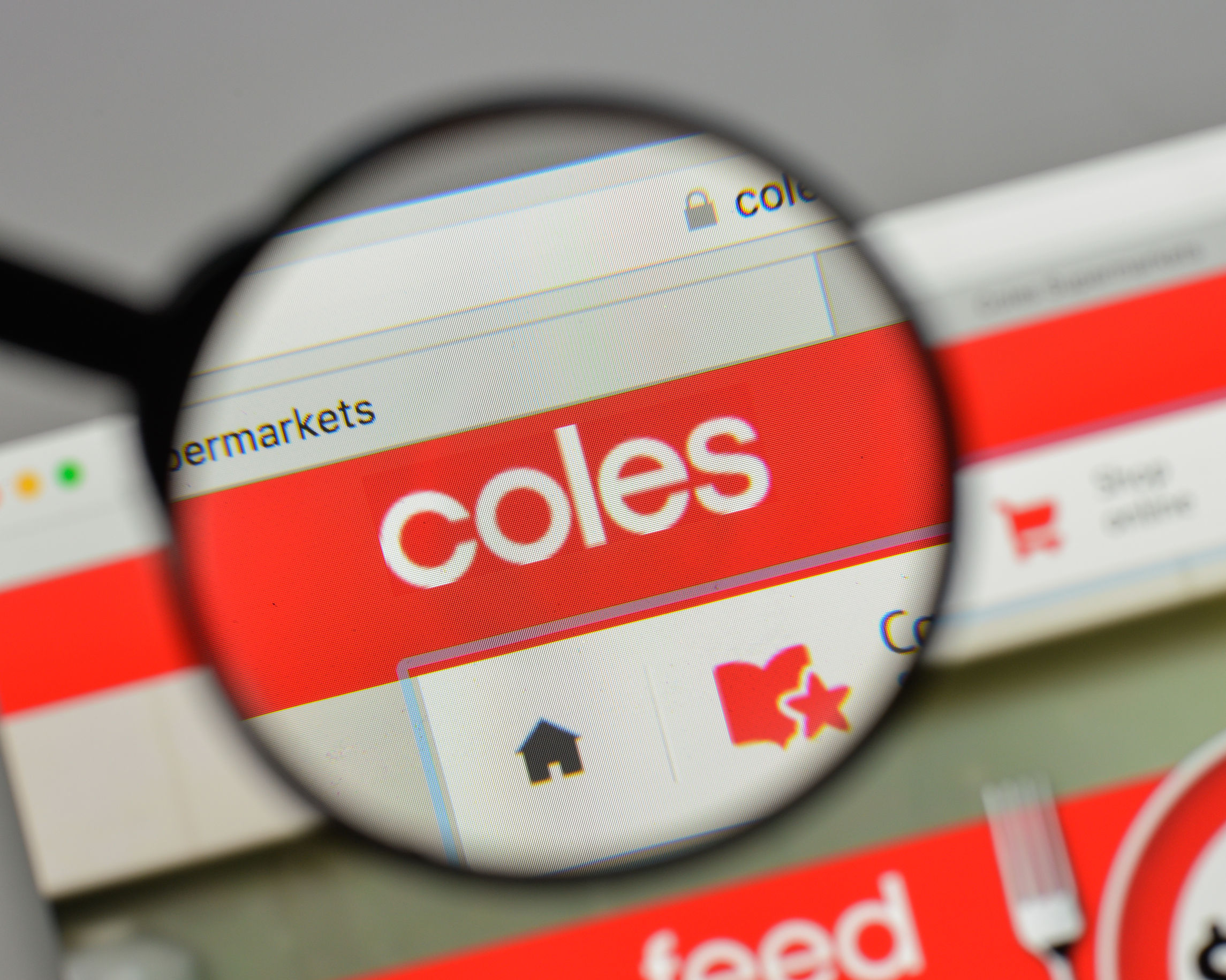 Article image for Technical glitch forces mass Coles closures