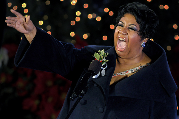 Article image for Aretha Franklin dies aged 76, big names pay tribute to Queen of Soul