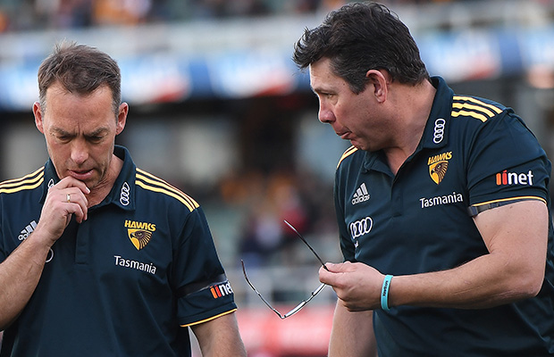 Article image for Brett Ratten joins St Kilda coaching staff