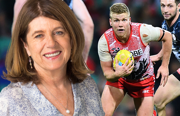 Article image for Caroline Wilson says Daniel Hannebery will be at St Kilda next year