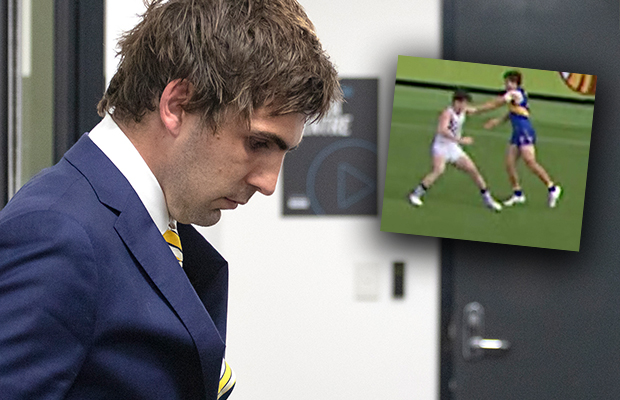 Article image for Father of Andrew Brayshaw responds to Andrew Gaff's eight-week suspension