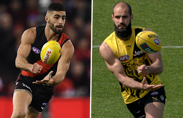 Article image for FOOTY PROTEST: Muslim duo to make 'political statement' at MCG