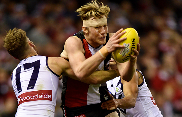 Article image for St Kilda delists four players, including highly-rated junior pair