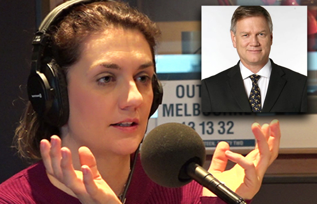 Article image for Criticism of controversial interview prompts email to 3AW from Andrew Bolt