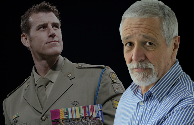 Article image for War hero 'owed' fairness amid allegations