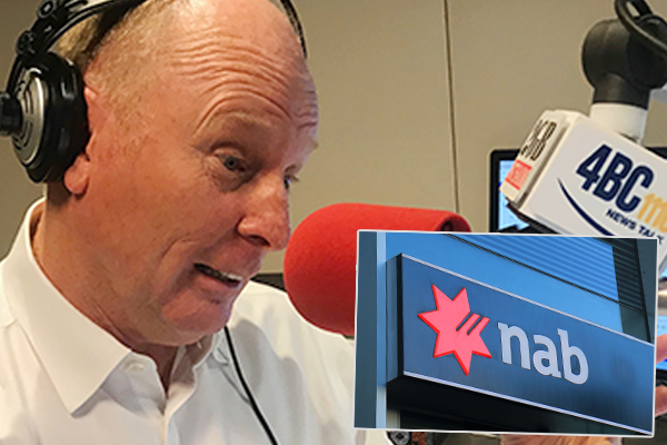 Article image for Ross Greenwood unleashes on NAB after 'hollow' apology