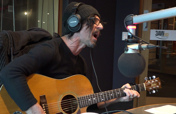 Article image for Steve Balbi performs a Noiseworks classic!
