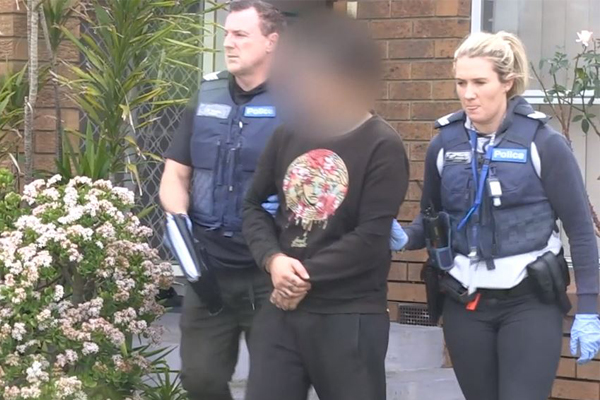 Article image for Teens arrested over Moorabbin ATM attack charged relating to alleged crime spree across the south-east