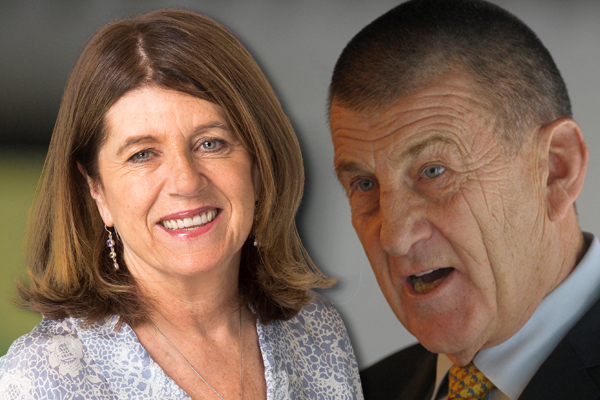 Article image for Jeff Kennett clashes with Tim Lane and Caroline Wilson!