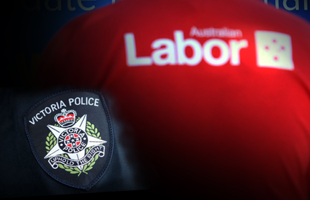 Article image for Labor red shirts scandal: Several hauled before police in early morning sweep