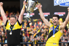 Richmond captain extends his contract long-term