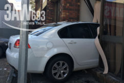 Car goes through accountant's front window in Melbourne's outer-east