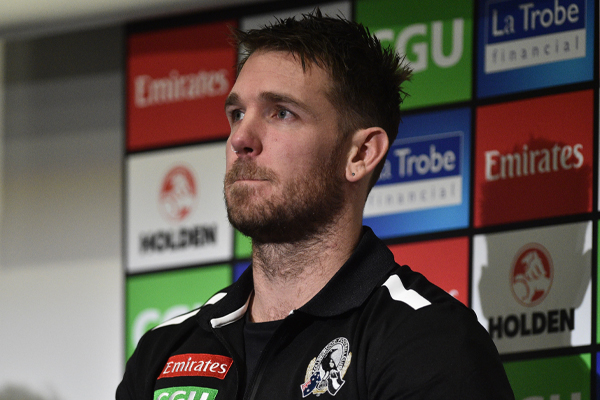 Article image for Woman charged over Dane Swan nude video