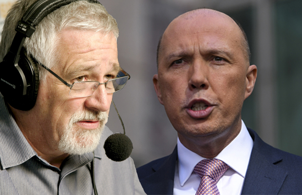 Article image for Neil Mitchell's message to Peter Dutton (and a reminder for Bill Shorten)